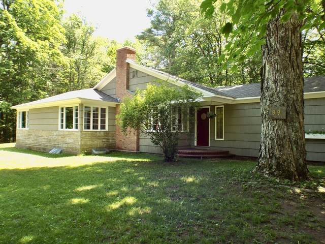 99 E Hawley Rd, Charlemont, MA 01339 (MLS #72686953) :: Exit Realty