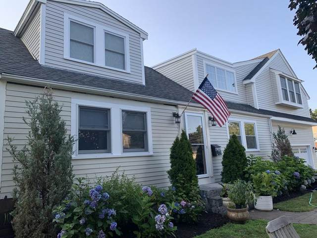 160 West Shore Drive, Marblehead, MA 01945 (MLS #72686976) :: Trust Realty One