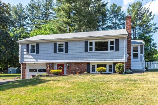 10 Frederick Dr, Wilmington, MA 01887 (MLS #72686993) :: Exit Realty