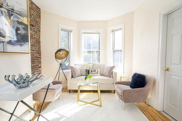 1168 Massachusetts Avenue #2, Cambridge, MA 02138 (MLS #72686994) :: Charlesgate Realty Group