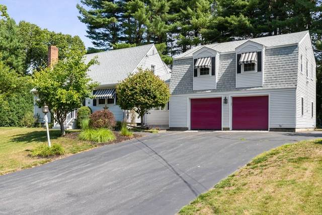 37 Grace Drive, Wilmington, MA 01887 (MLS #72687039) :: Exit Realty