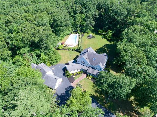 360 Circuit St & Lot 1, Norwell, MA 02061 (MLS #72687042) :: The Gillach Group