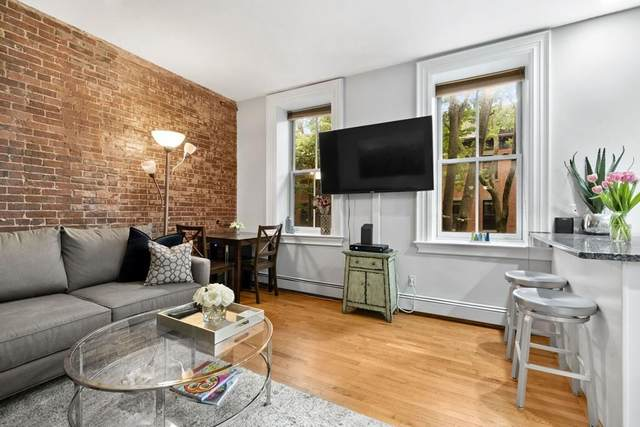 30 E Springfield St #2, Boston, MA 02118 (MLS #72687053) :: Charlesgate Realty Group