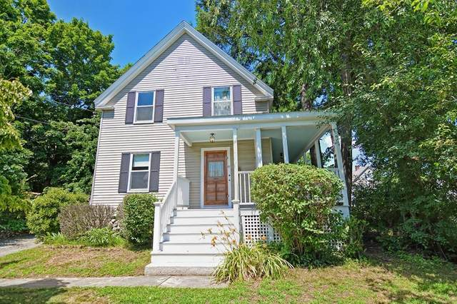 87 Hillside Avenue, Needham, MA 02494 (MLS #72687056) :: The Gillach Group