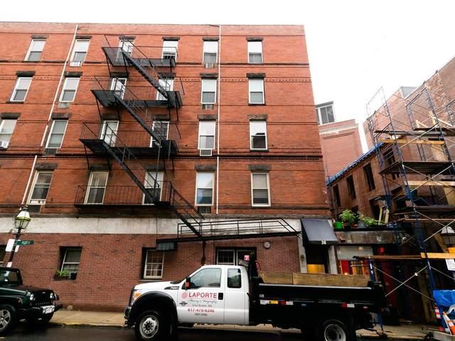 36 Fleet Street A, Boston, MA 02113 (MLS #72687070) :: Boylston Realty Group