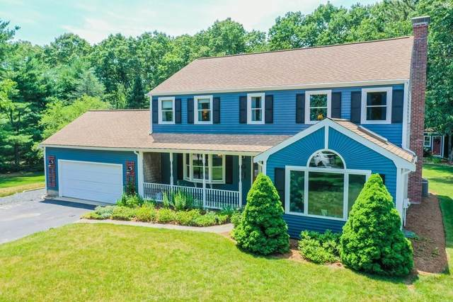 23 Fuller Way, Plymouth, MA 02360 (MLS #72687094) :: DNA Realty Group