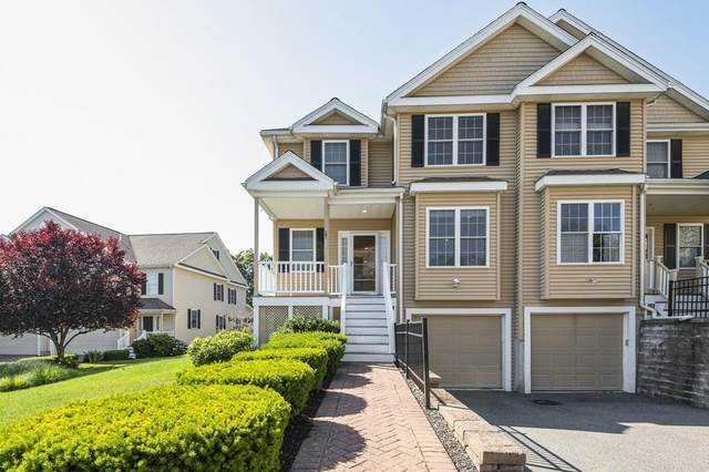 27 Andrea Cir #27, Needham, MA 02494 (MLS #72687118) :: The Gillach Group