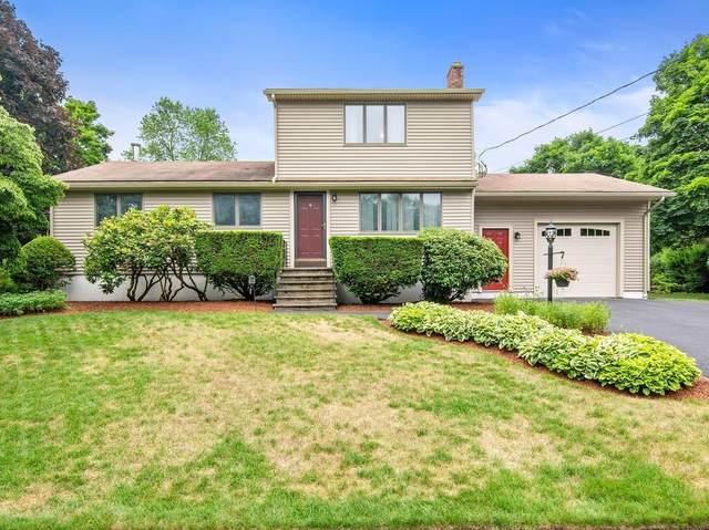 16 Seneca St, Shrewsbury, MA 01545 (MLS #72687177) :: The Duffy Home Selling Team