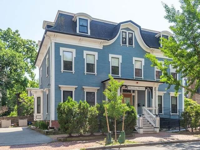 288 Harvard Street, Cambridge, MA 02139 (MLS #72687309) :: Team Tringali