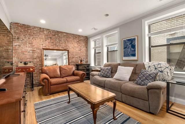 454 Hanover Street #4, Boston, MA 02113 (MLS #72687318) :: Boylston Realty Group