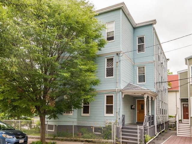 36 Oliver St #1, Somerville, MA 02145 (MLS #72687333) :: Boylston Realty Group