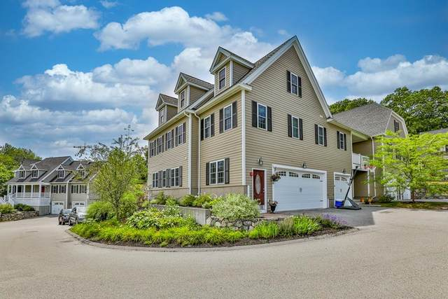 15 Littleton Road 2A, Harvard, MA 01451 (MLS #72687359) :: DNA Realty Group