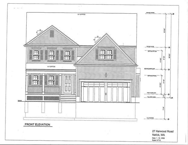 27 Harwood  Rd, Natick, MA 01760 (MLS #72687360) :: The Gillach Group