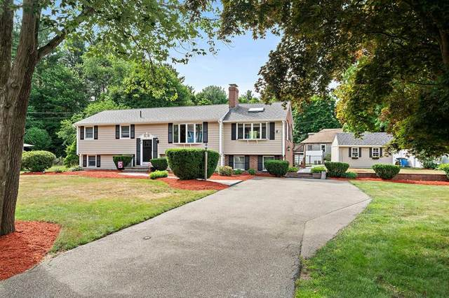 17 Marie Ave, Weymouth, MA 02190 (MLS #72687388) :: Kinlin Grover Real Estate