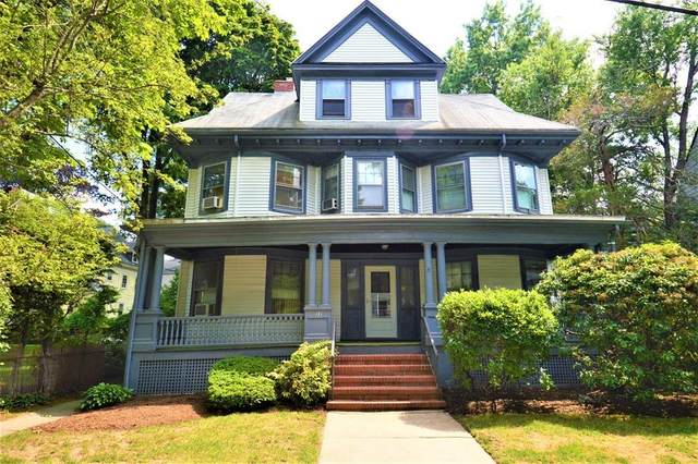 12 Manchester Rd, Brookline, MA 02446 (MLS #72687401) :: The Seyboth Team
