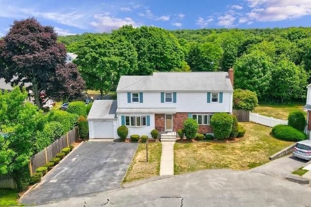 2 Macarthur Terrace, Peabody, MA 01960 (MLS #72687413) :: Spectrum Real Estate Consultants