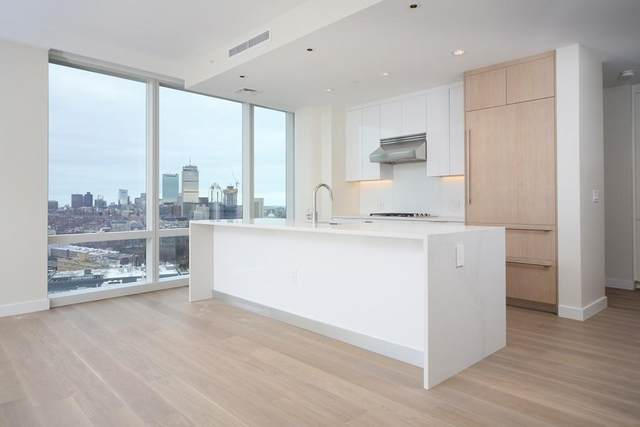 188 Brookline Ave 27K, Boston, MA 02215 (MLS #72687416) :: Zack Harwood Real Estate | Berkshire Hathaway HomeServices Warren Residential
