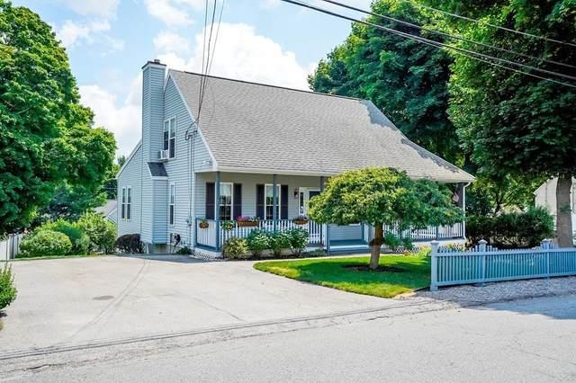 9 Weybossett St, Methuen, MA 01844 (MLS #72687428) :: Spectrum Real Estate Consultants