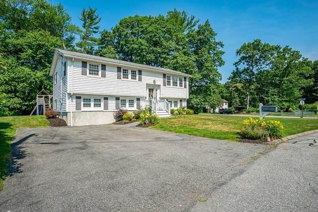 40 Maverick Circle, Billerica, MA 01821 (MLS #72687433) :: Spectrum Real Estate Consultants
