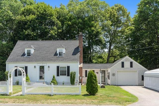 8 Goulding Dr, Auburn, MA 01501 (MLS #72687462) :: The Duffy Home Selling Team