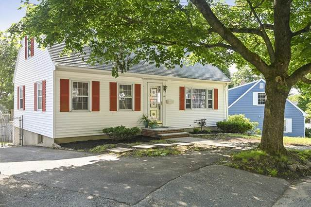 34 Westmoor Ter, Boston, MA 02132 (MLS #72687481) :: Trust Realty One