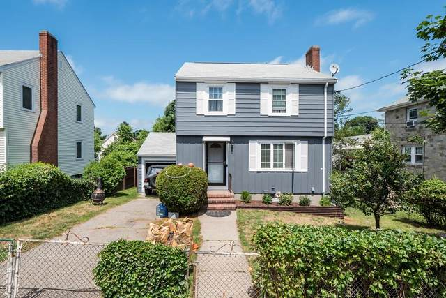 32 Basile St, Boston, MA 02131 (MLS #72687512) :: The Gillach Group