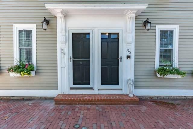 32 Temple St #3, Newburyport, MA 01950 (MLS #72687546) :: Exit Realty