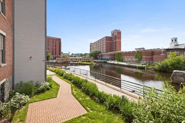 92 Central St B2, Lowell, MA 01852 (MLS #72687582) :: Westcott Properties