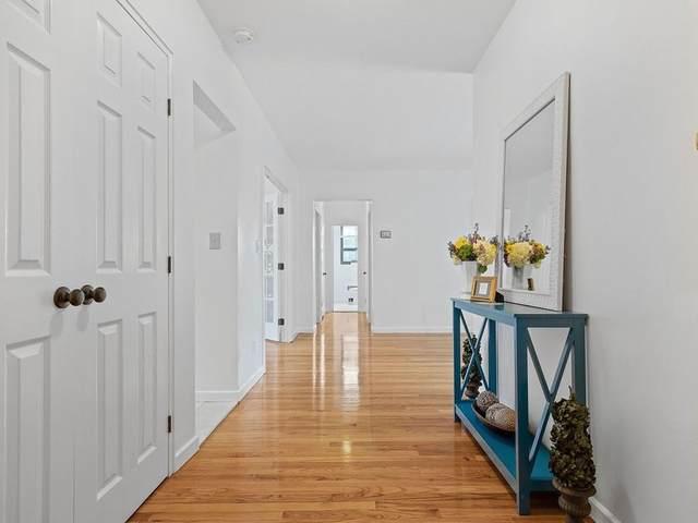 45 Harvard Avenue #3, Brookline, MA 02446 (MLS #72687591) :: Boylston Realty Group