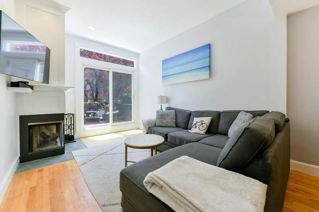 21 Cumberland Street #2, Boston, MA 02116 (MLS #72687605) :: Charlesgate Realty Group