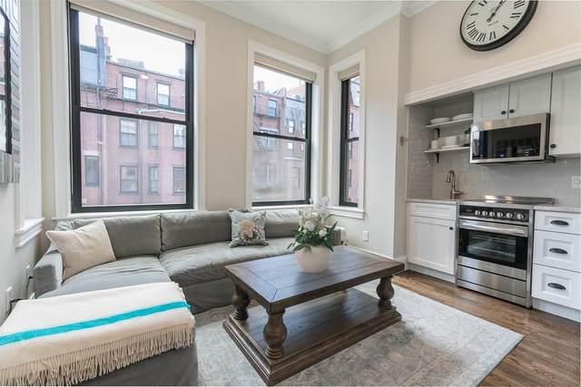 184 Marlborough Street #5, Boston, MA 02116 (MLS #72687619) :: Charlesgate Realty Group