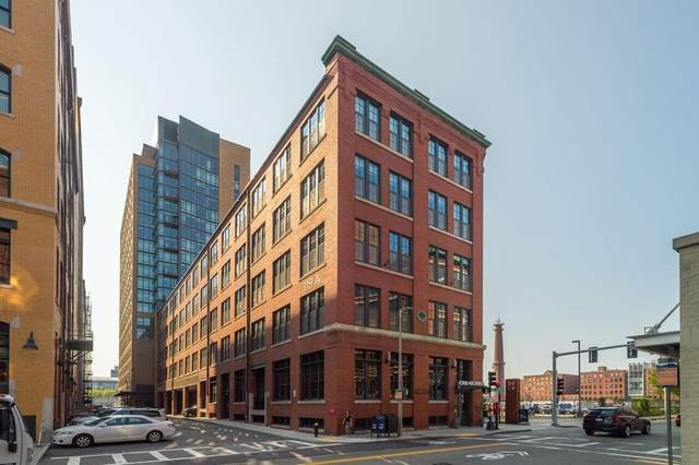 319 A St #210, Boston, MA 02210 (MLS #72687634) :: Boylston Realty Group
