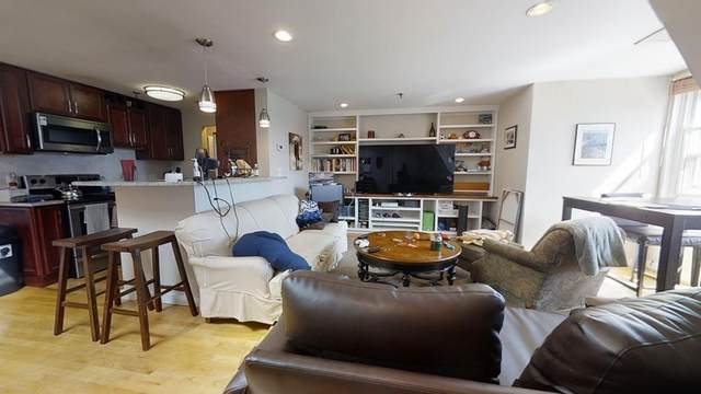 122 Tudor Street H, Boston, MA 02127 (MLS #72687645) :: Zack Harwood Real Estate   Berkshire Hathaway HomeServices Warren Residential
