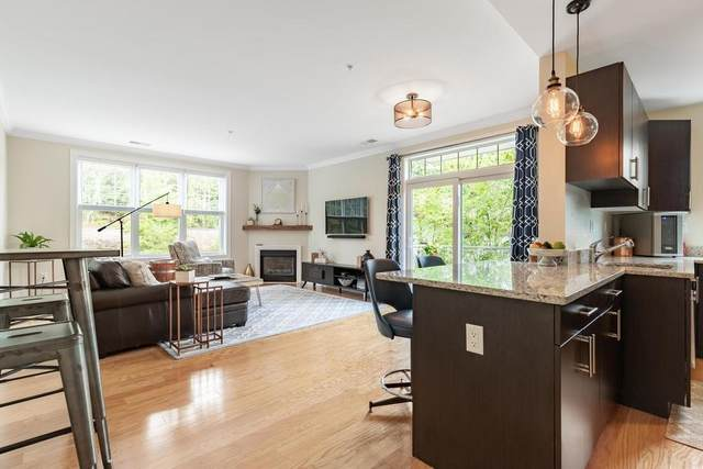 130 Tremont St #208, Melrose, MA 02176 (MLS #72687669) :: DNA Realty Group