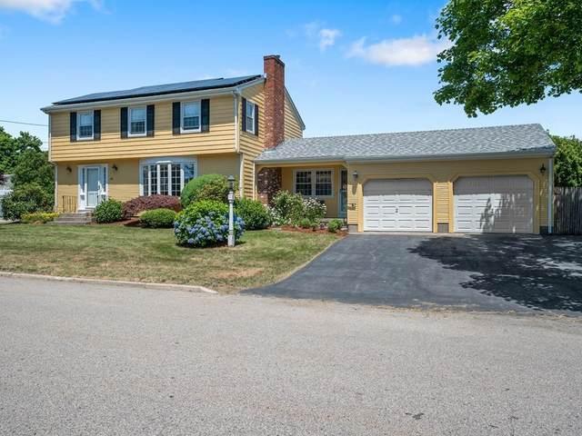 66 Plymouth, East Providence, RI 02914 (MLS #72687695) :: Westcott Properties