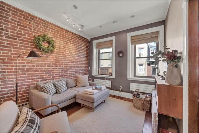 163 Endicott St #4, Boston, MA 02113 (MLS #72687748) :: Boylston Realty Group