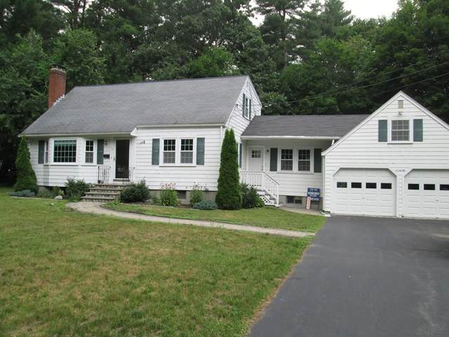 12 Oak Hill Dr, Walpole, MA 02081 (MLS #72687758) :: EXIT Cape Realty