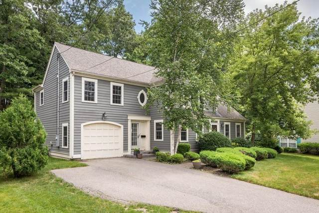 106 Valley Rd, Needham, MA 02492 (MLS #72687812) :: The Gillach Group