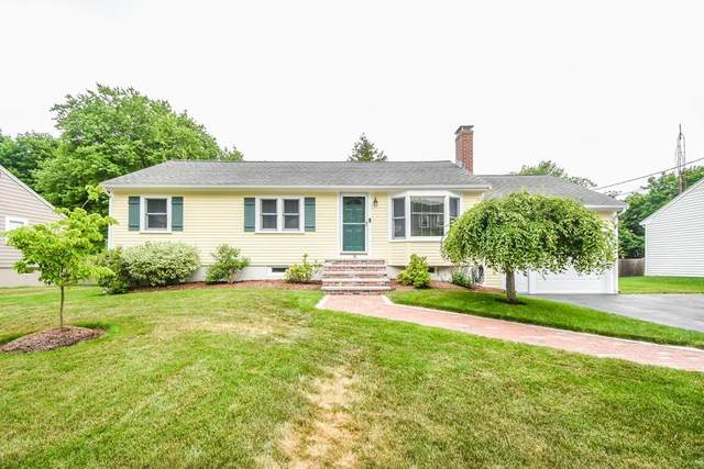 19 Beatty Street, Canton, MA 02021 (MLS #72687821) :: DNA Realty Group