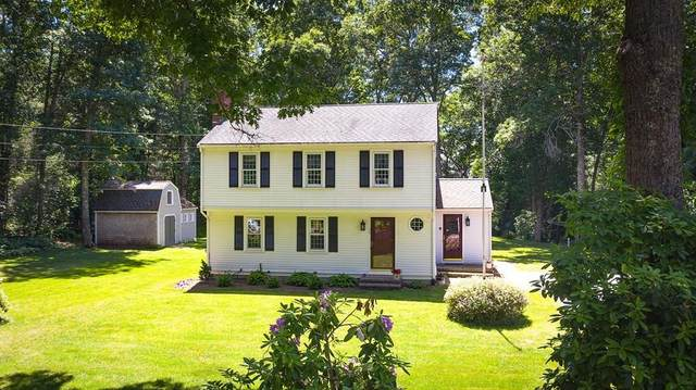 36 Upland, Plympton, MA 02367 (MLS #72687828) :: EXIT Cape Realty