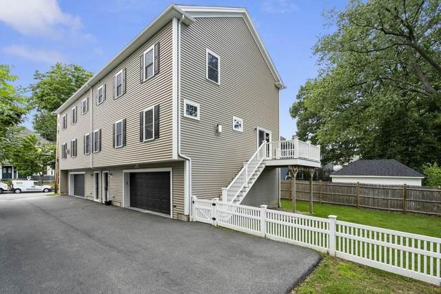 210 Ash St #2, Waltham, MA 02453 (MLS #72687851) :: Boylston Realty Group