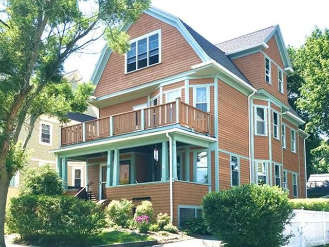 31 Lorraine St #1, Boston, MA 02131 (MLS #72687859) :: Exit Realty