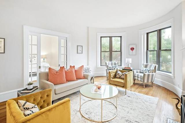 382 Commonwealth Ave #24, Boston, MA 02215 (MLS #72687906) :: The Gillach Group