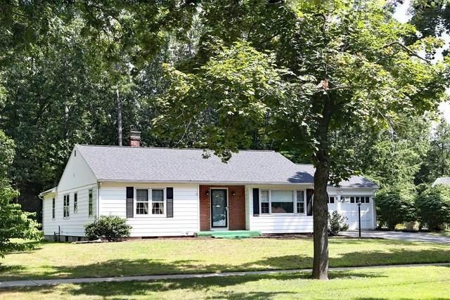127 Hazardville Rd, Longmeadow, MA 01106 (MLS #72687907) :: Westcott Properties