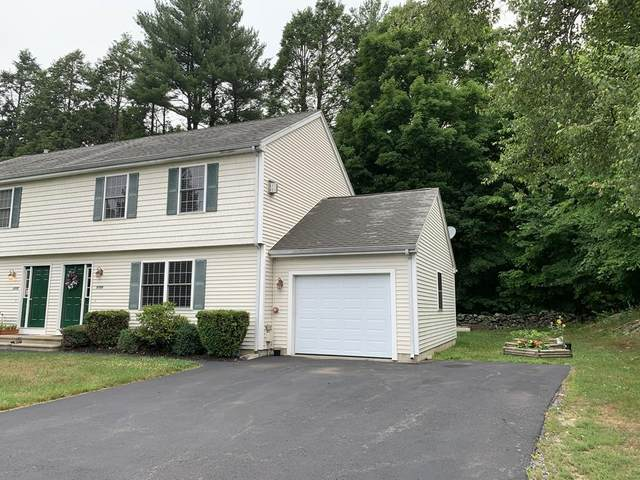 575 Main Street A, Boylston, MA 01505 (MLS #72687936) :: The Duffy Home Selling Team