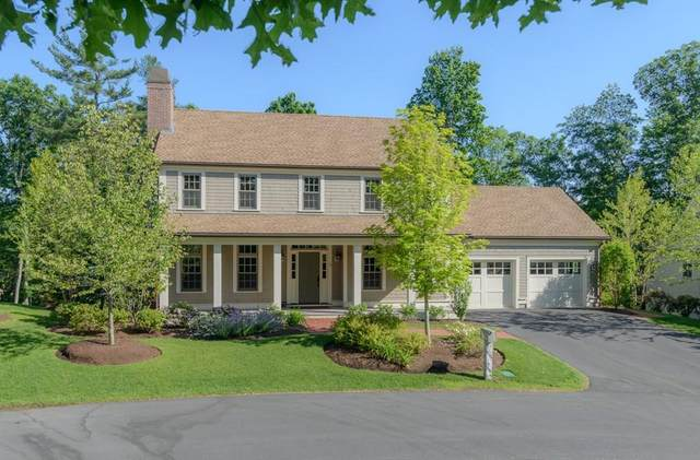 15 Pine Summit Circle, Weston, MA 02493 (MLS #72687965) :: EXIT Cape Realty