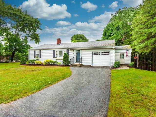 8 Mark Rd, Sharon, MA 02067 (MLS #72687970) :: DNA Realty Group