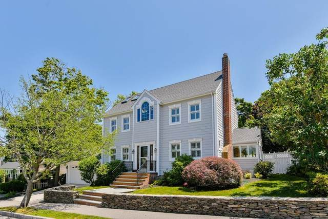 35 Monmouth St, Quincy, MA 02171 (MLS #72687979) :: The Seyboth Team