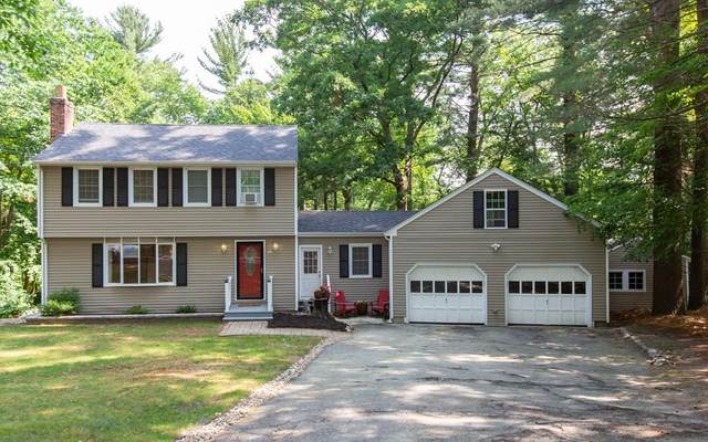 17 Kingfisher Rd, Tewksbury, MA 01876 (MLS #72688024) :: Spectrum Real Estate Consultants