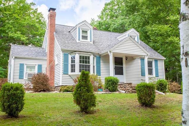 496 County Road, Ashby, MA 01431 (MLS #72688029) :: Spectrum Real Estate Consultants
